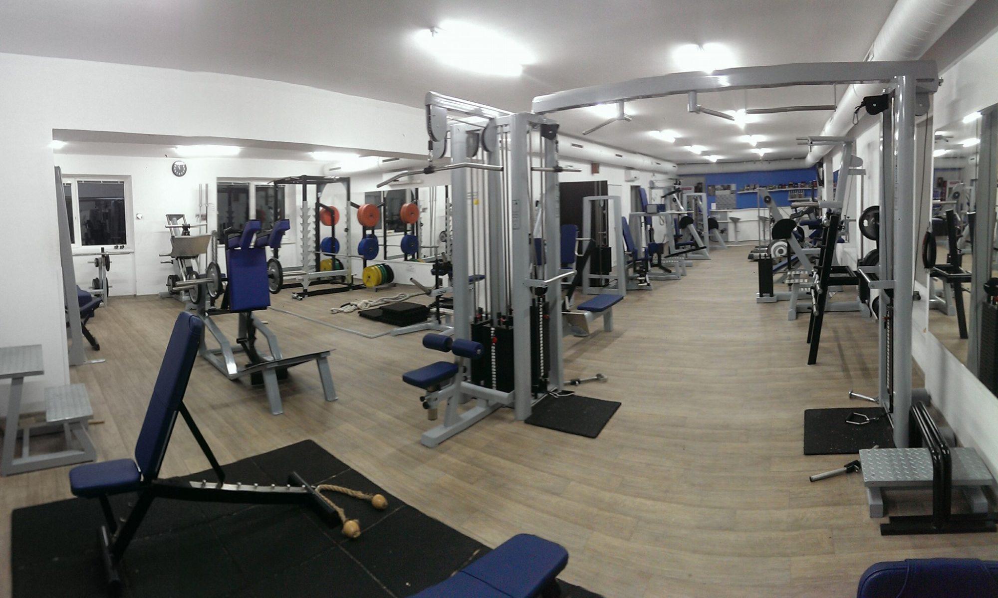 Air Gym  - Fitness centrum